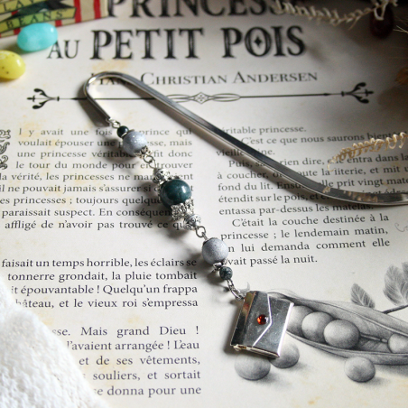 "Collier ""Abyss"""