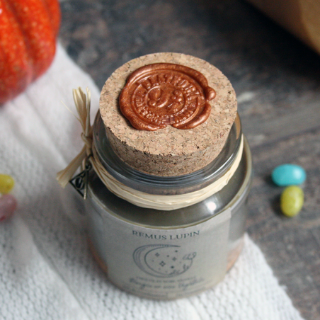 "Collier ""Purple Spirit"""