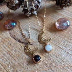 """Bracelet """"Croissant de Lune"""""""